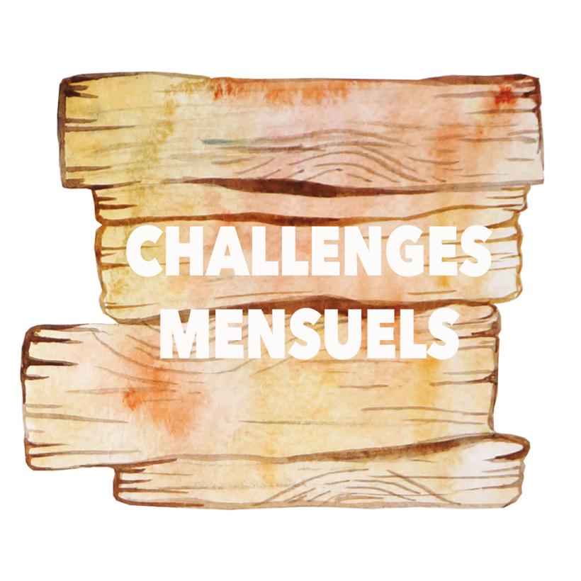 Challenge mensuel Sagapo Scrap