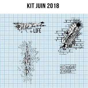 kit tampon juin